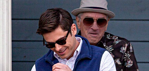 Dirty Grandpa Zac Efron Robert De Niro