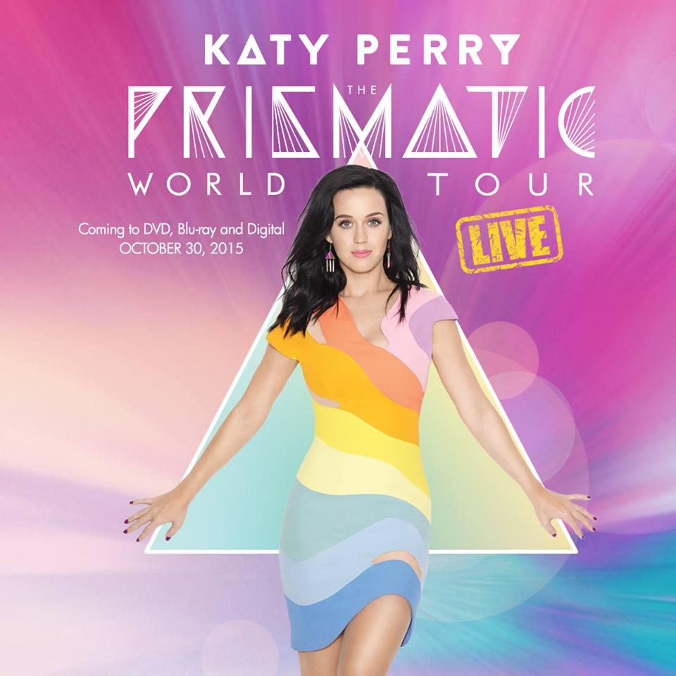 Katy Perry Tour Merchandise