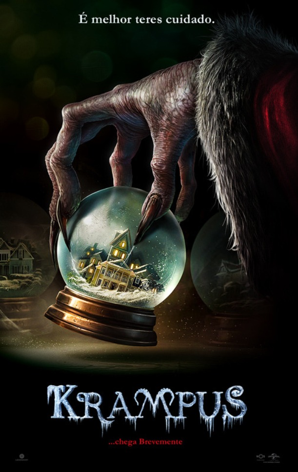 Krampus, O Lado Negro Do Natal