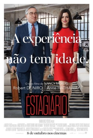 o-estagiario-poster