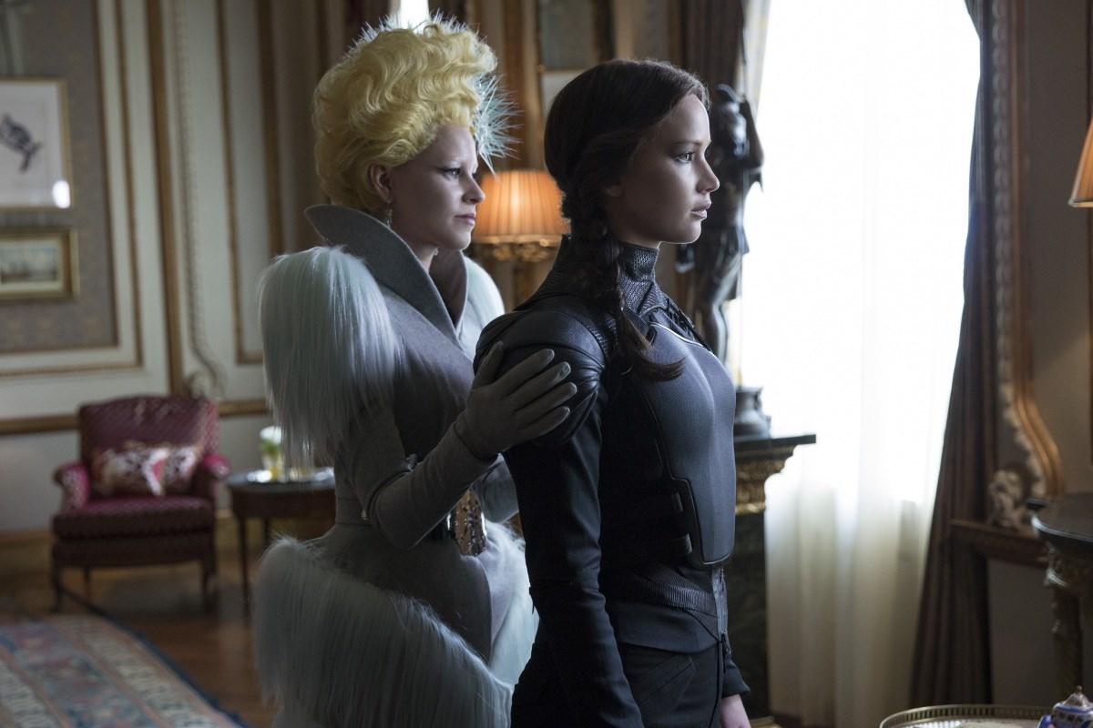 The Hunger Games A revolta parte 2 Costume Designers Guild