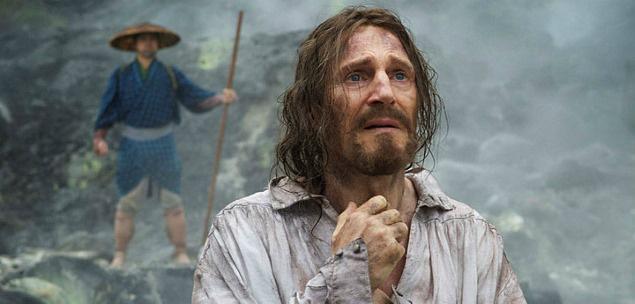 silence Liam Neeson Martin Scorsese
