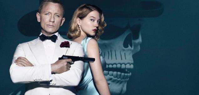 Spectre James Bond 007