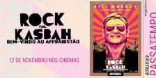 A Magazine.HD e a NOS Audiovisuais têm convites duplos para oferecer para a Antestreia do novo filme protagonizado por Bill Murray, Rock The Kashba - Bem-vindo ao Afeganistão