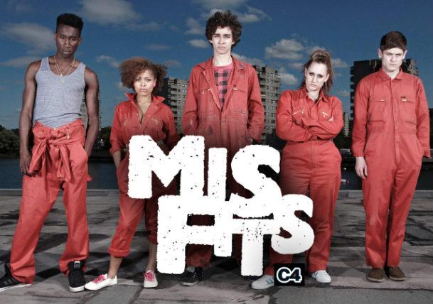 misfits edited