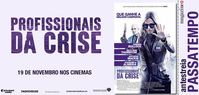profissionais da crise