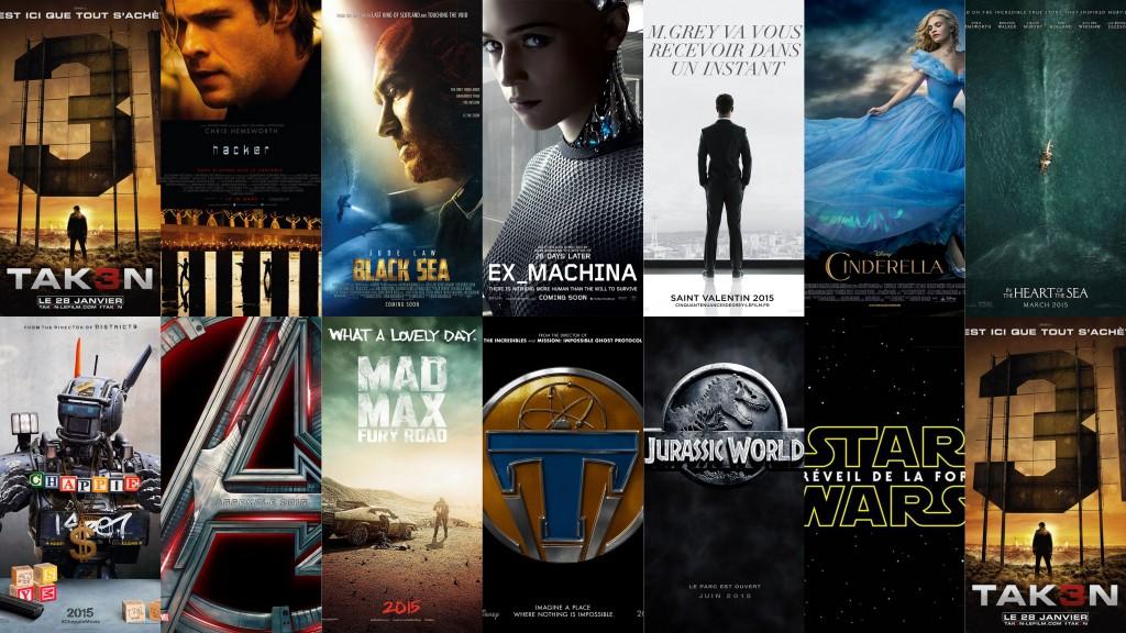 TOP Filmes 2015