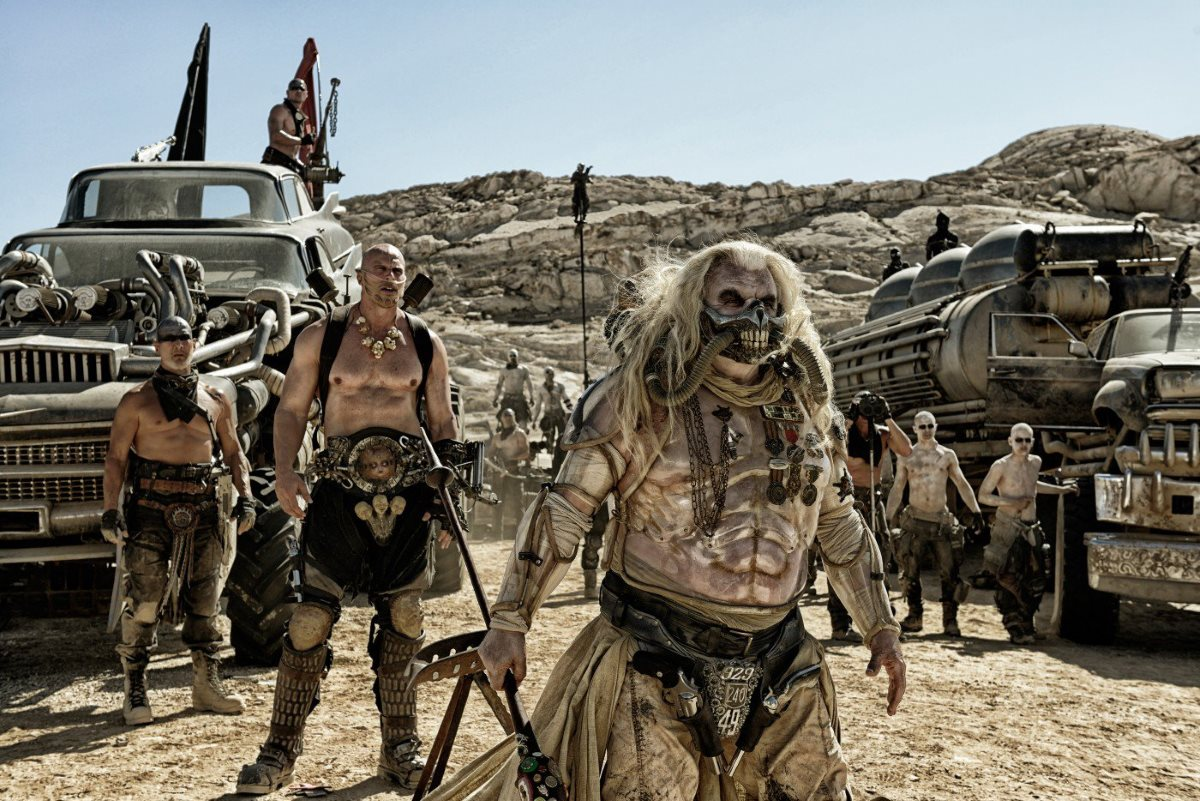 Mad Max: Estrada da Fúria Costume Designers Guild