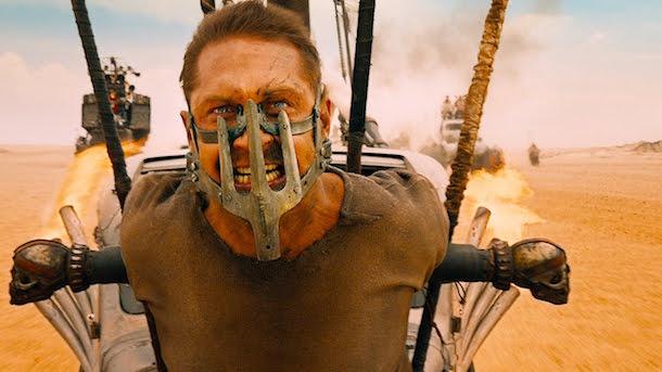 Mad Max: Estrada da Fúria critics choice awards