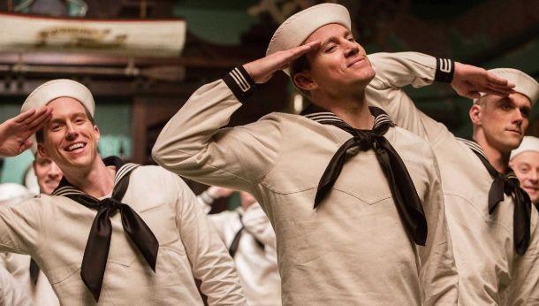 Channing Tatum Salve, César!