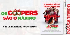 A Magazine.HD e a PRIS Audiovisuais  têm convites duplos para oferecer para a Antestreia do filme Os Coopers são o Máximo
