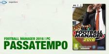 A Magazine.HD e a PlayStation Portugal têm para oferecer 3 exemplares do jogo FM 2016.