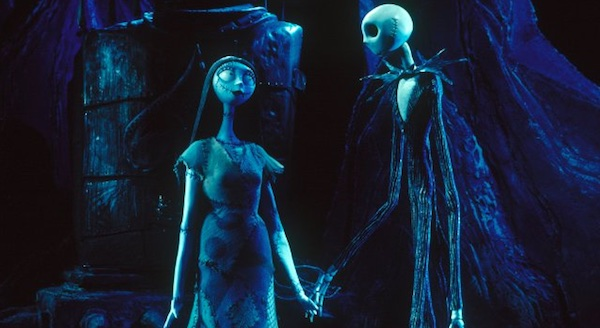 nightmare before christmas Natal