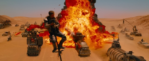 American Society of Cinematographers Mad Max