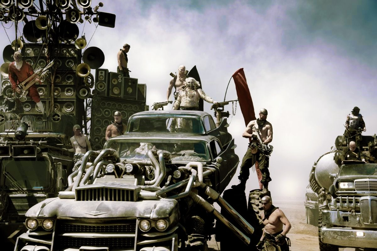 Art Directors Guild Awards Mad Max Estrada da Fúria
