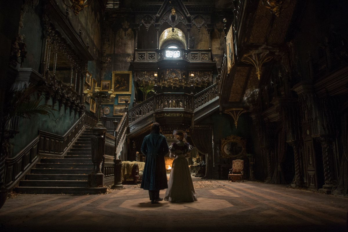 Art Directors Guild Awards Crimson Peak