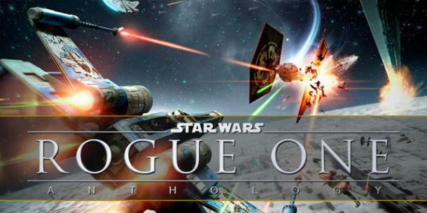 rogue one anthology edited