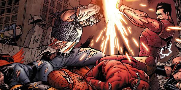 Captain America: Civil War 1