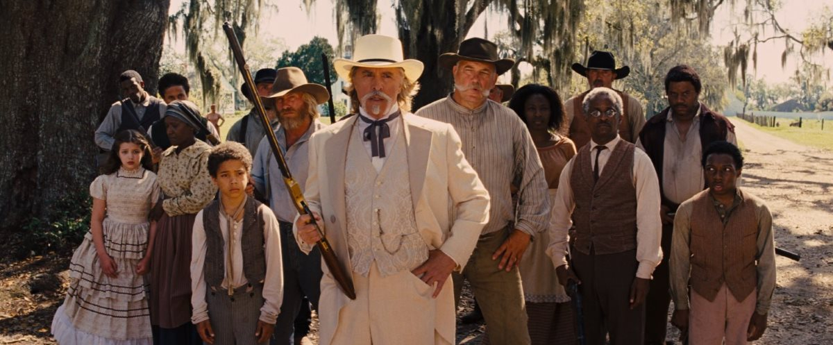 Quentin Tarantino Django Libertado Big Daddy