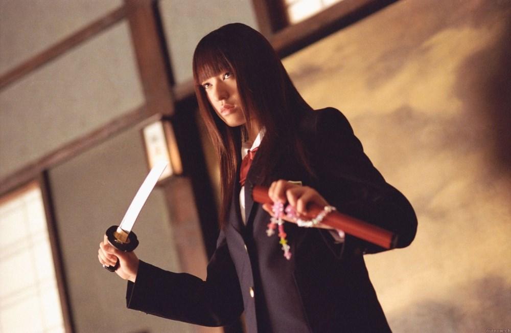 Quentin Tarantino Gogo Yubari Kill Bill