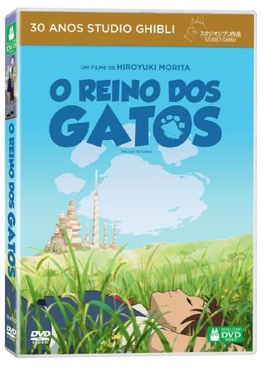 DVDs Coleção Ghibli