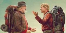 Os veteranos Nick Nolte e Robert Redford protagonizam a bem-disposta comédia de aventura Por Aqui e Por Ali.