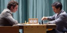 Tobey Maguire e Liev Schreiber confrontam-se em O Prodígio.