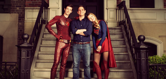 the flash supergirl berlanti