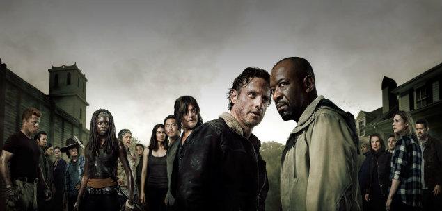 The Walking Dead Sexta Temporada