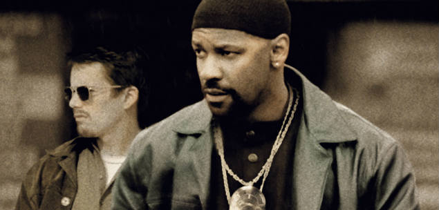 Denzel Washington em Training Day