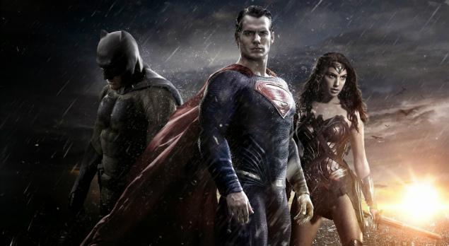 Batman vs. Superman elenco