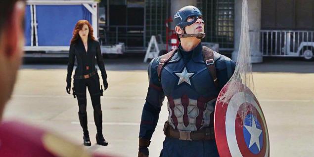 Capitão América: Guerra Civil Trailer 2 Golden Trailer Awards