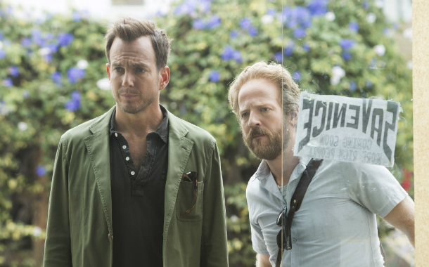 Will Arnett e David Sullivan Flaked Netflix