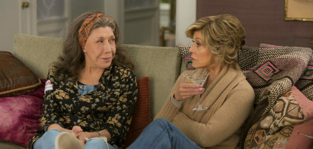 Grace and Frankie Destaque Temporada Nova