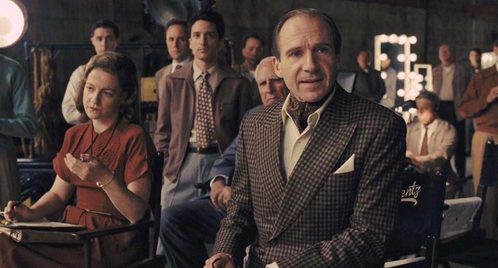 Salve, César! Ralph Fiennes