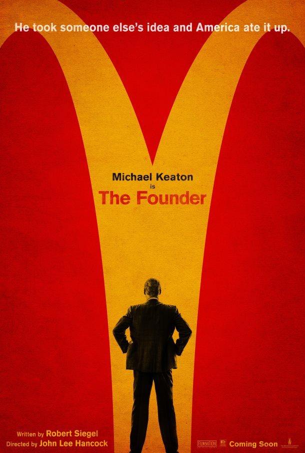 Michael Keaton The Founder