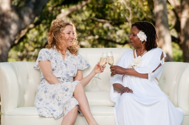 deus Whoopi Goldberg kate hudson