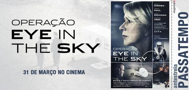 operação eye in the sky