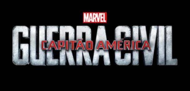 Capitão América Guerra Civil Logo