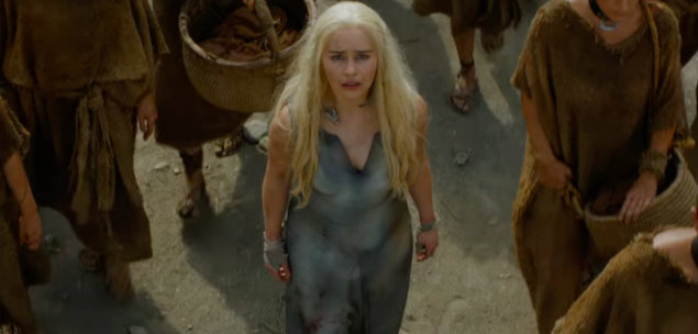 Game of Thrones Sexta Temporada Trailer Daenerys Targaryen