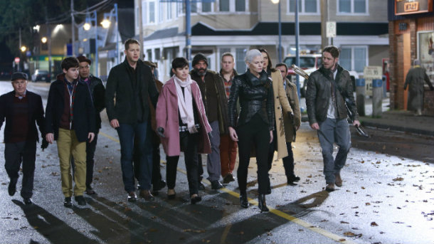 Once Upon A Time cast