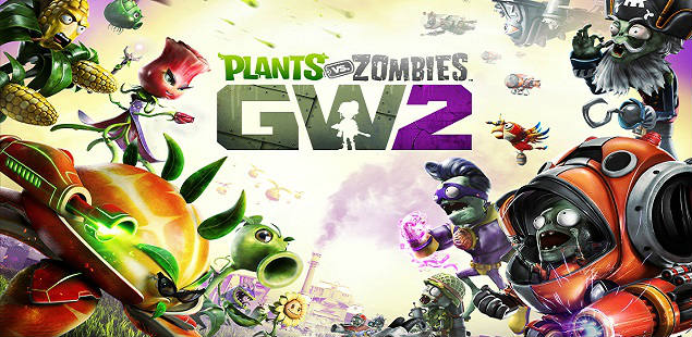 Plants Vs Zombies Garden Warfare 2 Ps4 An Lise Magazine Hd