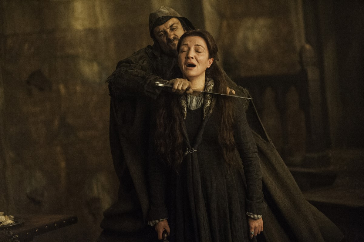 Game of Thrones Catelyn