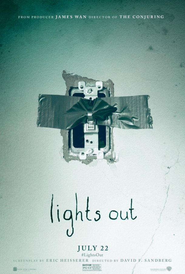 Lights Out posters
