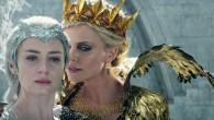 Colleen Atwood volta a vestir Charlize Theron em O Caçador e a Rainha do Gelo, rejeitando a negrura macabra do filme anterior em prol de glamour e opulência.