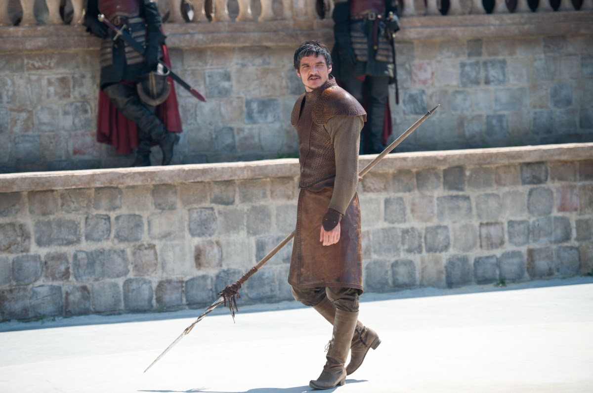 top game of thrones 5 a armadura de oberyn magazine hd. Black Bedroom Furniture Sets. Home Design Ideas