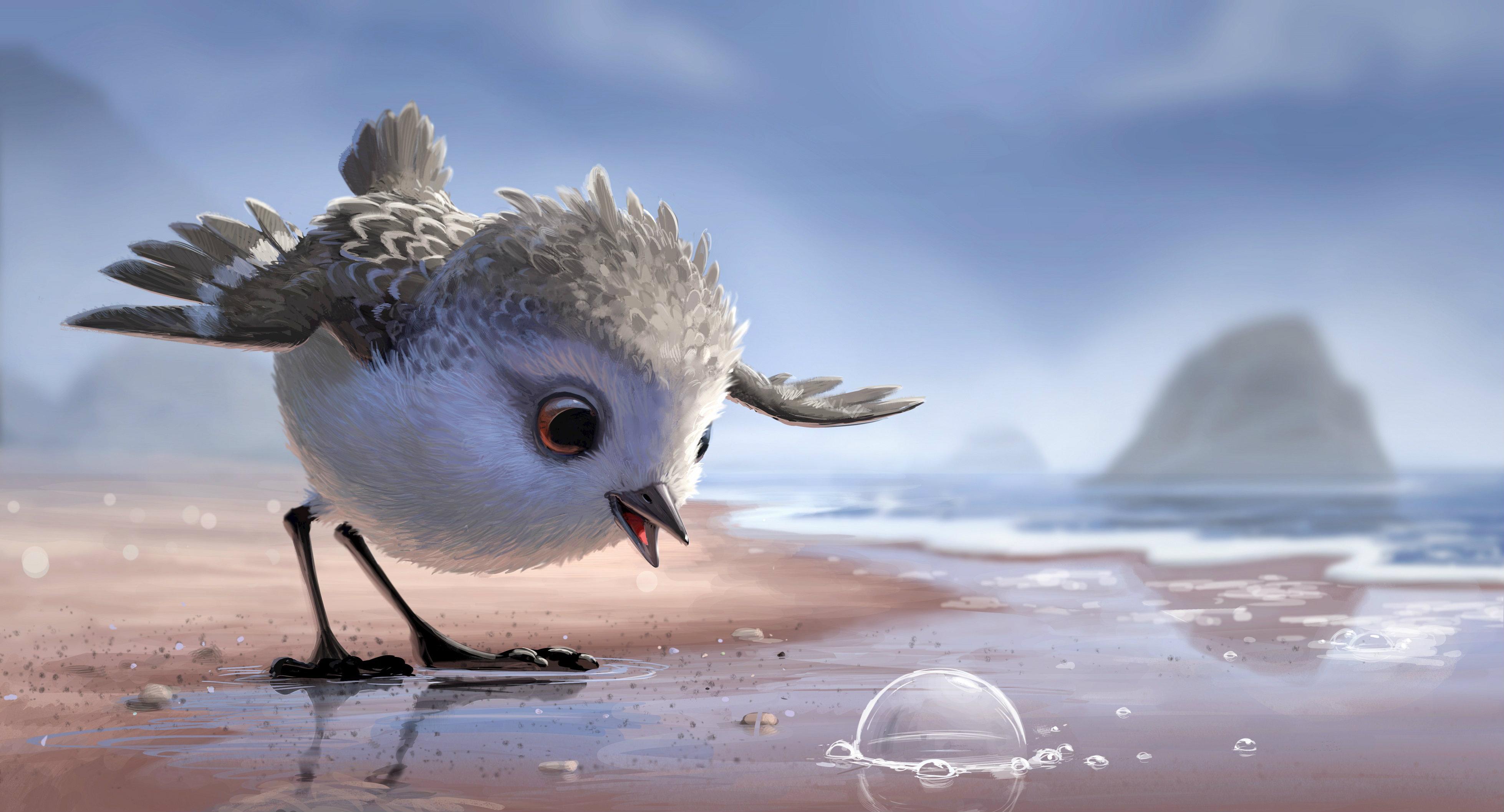 Piper Pixar Curta-metragem