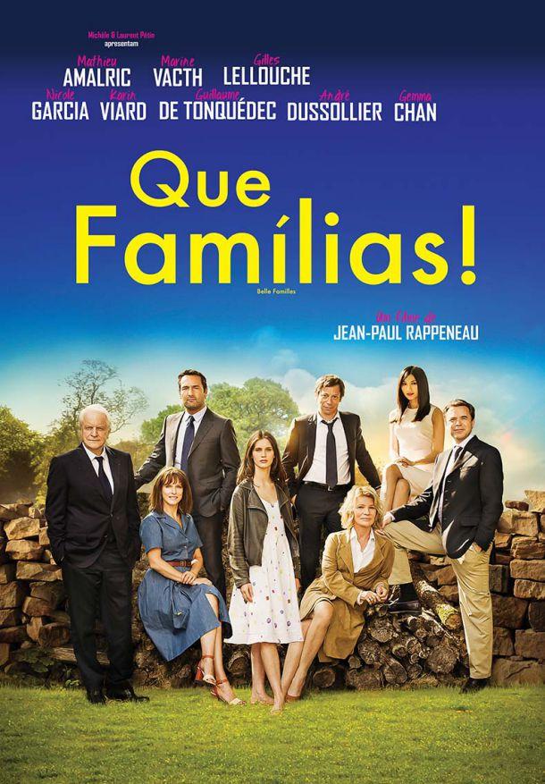 Que Familias!