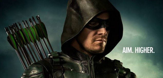 arrow temporada 5