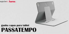 A Magazine.HD e a Hama Portugal têm para oferecer Capas para Tablet Rapoo!